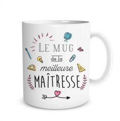 mug-maitresse-meilleure-classe | jourdefete.com