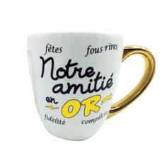 amitie-or-mug-tasse-cadeau | jourdefete.com
