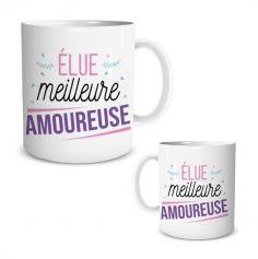 Mug Saint Valentin - Texte au Choix
