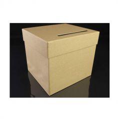 urne-unie-kraft-carton | jourdefete.com