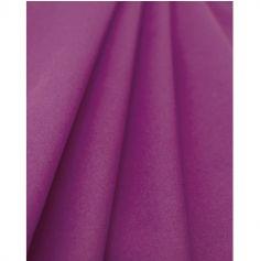 Rouleau de nappe en voie sèche - Violet aubergine - 10 m | jourdefete.com