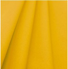 rouleau de nappe en voie sèche couleur bouton d'or de 10 mètres | jourdefete.com