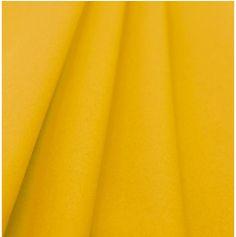 rouleau de nappe en voie sèche couleur bouton d'or de 25 mètres | jourdefete.com