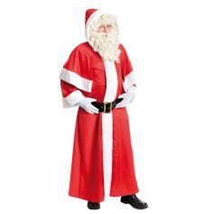 """Costume de Père Noël Européen """"Cape"""" - Taille Unique"""