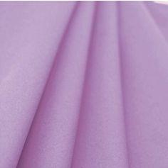 Rouleau de Nappe en Voie Sèche Intissé Violet Parme 25 m