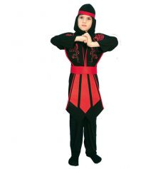 Déguisement enfant de Ninja de l'ombre
