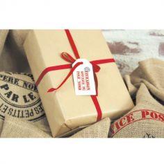 10 Étiquettes Cadeaux de Noël | jourdefete.com