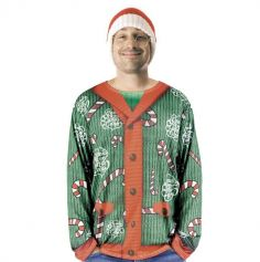 Tshirt moche de Noël pour Adulte - Chandail Moche