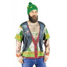 T-Shirt moche de Noël pour Adulte - Rock Your Xmas