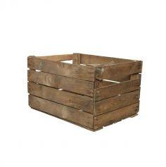 caisse-bois-metal-pommes | jourdefete.com