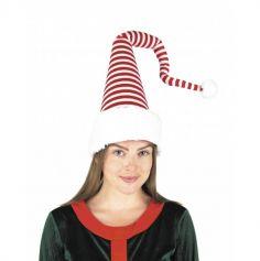 Bonnet de Noël Candy Pointu pour adulte