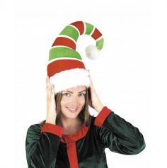 bonnet de lutin de luxe pour noel | jourdefete.com