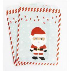 25 sachets en papier Calendrier de l'Avent - Sweety Christmas