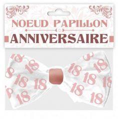 nœud-papillon-anniversaire-age-rose | jourdefete.com