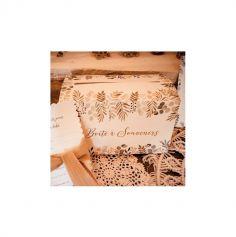 Boîte à souvenirs en carton collection Oh Baby ! - 23 cm
