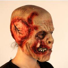 Masque Intégral en Latex de Zombie
