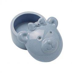 Boîte à dents - Ourson - Bleu