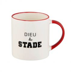 "Mug ""Dieu du Stade"" - Derrière La Porte"