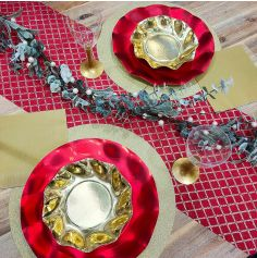 Pack de décorations de Noël Traditionnel pour 8 personnes