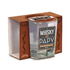 """Verre à Whisky - """" Papy """""""
