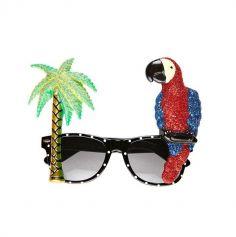 Lunettes Tropical - Perroquet