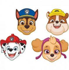masque-carton-carnaval-pat-patrouille | jourdefete.com