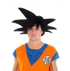 Perruque Adulte - Dragon Ball Z - Son Goku | jourdefete.com