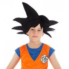 Perruque Enfant - Dragon Ball Z - Son Goku | Jourdefete.com