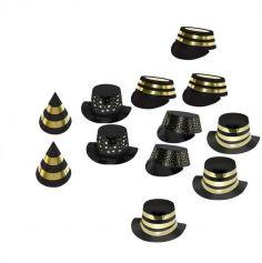 chapeaux-nouvel-an-accessoire-kit-lot | jourdefete.com