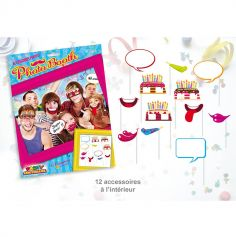 "Pack photo booth ""Anniversaire"""