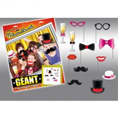 "Pack photo booth Géant ""chic"""