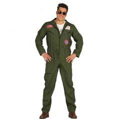 déguisement de pilote américain pour homme | jourdefete.com