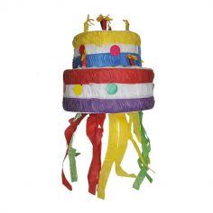 Piñata Gâteau d'Anniversaire