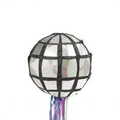 pinata boule a facettes | jourdefete.com