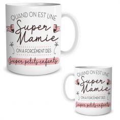 Mug Super Grands-Parents - Modèle au choix
