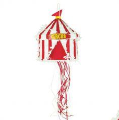 pinata circus vintage chapiteau de cirque | jourdefete.com