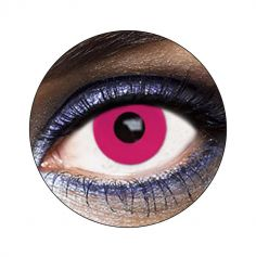 "Lentilles ""Pink Out"" - 1 an (sans correction)"