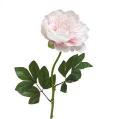 pivoine-rose-fleur-65cm|jourdefete.com