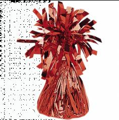 Poids à ballon - Rouge