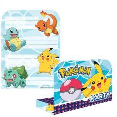pokemon-carton-invitation-anniversaire | jourdefete.com