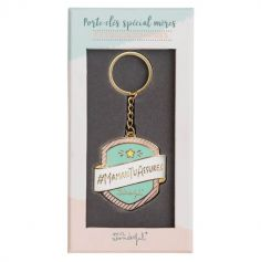 Porte-Clés - Maman Tu Assures - Mr. Wonderful