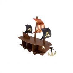 presentoir-bateau-pirate | jourdefete.com