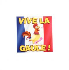 """Préservatif humoristique """"Vive la gaule"""""""