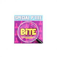 """Préservatif humoristique """"spécial p'tite bite"""""""