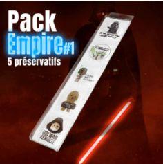 Pack de 5 préservatifs Empire - Star Wars