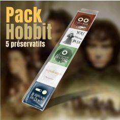 Pack de 5 préservatifs Hobbit
