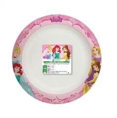8 assiettes creuses compostables princesses disney | jourdefete.com