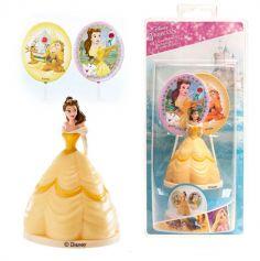 Kit Déco pour Gâteau - Princesse Disney™ Belle