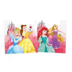 serviettes-compostables-princesses-disney-3-plis|jourdefete.com