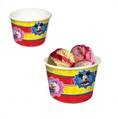 8 Pots à Glace - Mickey et ses Amis